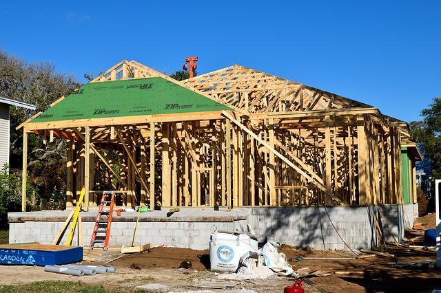 Att bygga sitt hus - grunden